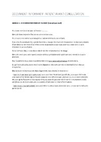 ouverture du cabinet de médecine esthetique dr nzong  le 12 mai 2020